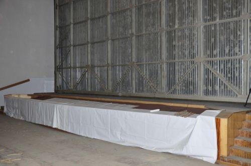 Большой зрительный зал ГДК