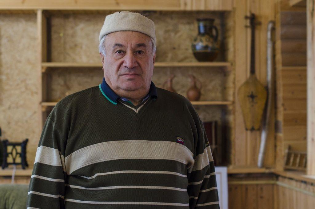 Член и любовь грузина